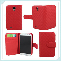 For Samsung Galaxy S4 I9500 Wallet Leather Case