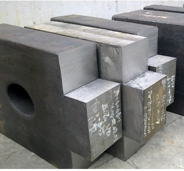 Forged Bearing Block For Power Generation