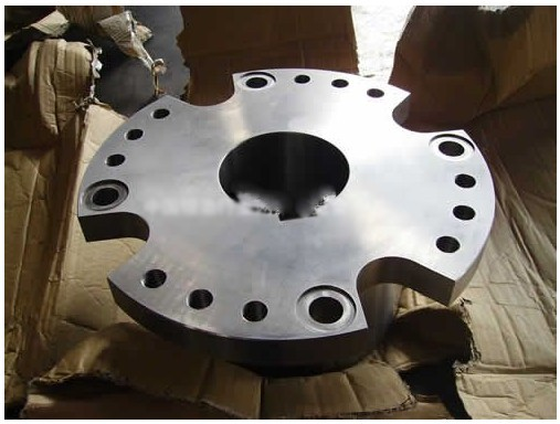 Forged Flange For Wind Power Generation