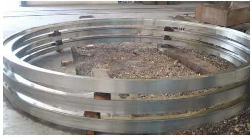 Forged Flange Ring For Wind Power Generation