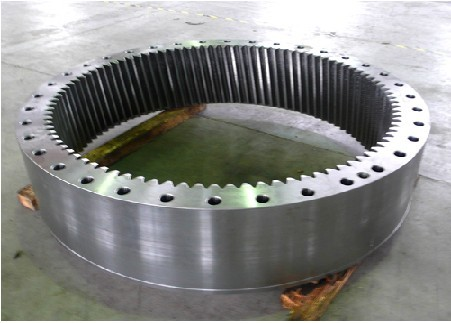 Forged Gear Ring For Wind Power Generation