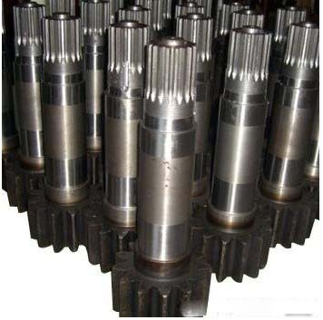 Forged Gear Shaft For Reducer