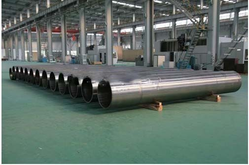 Forged High Pressure Pipe For Power Generation