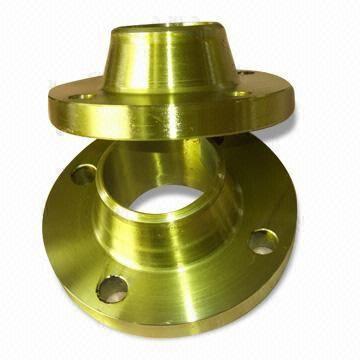 Forged Steel Golden Weld Neck Flange