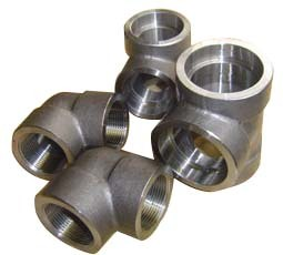 Forged Steel Pipe Fittings Series Tee Crosses