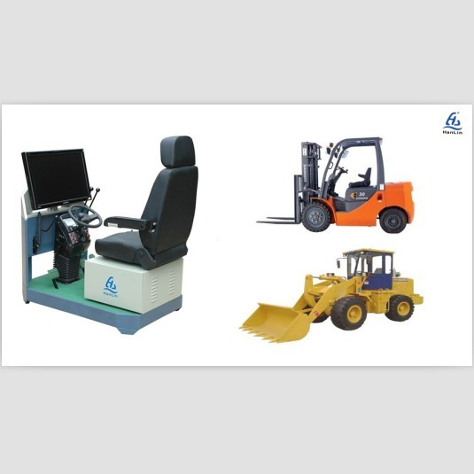 Forklift Operator Training Simulator