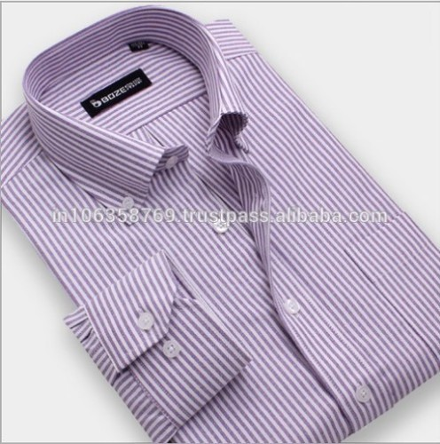 Formal Shirts Long Sleeves For Men
