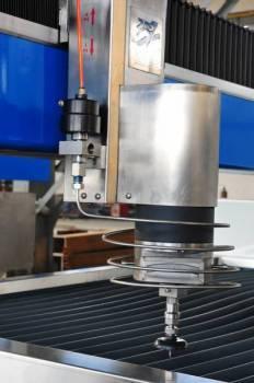 Four Axis Cutting Machine