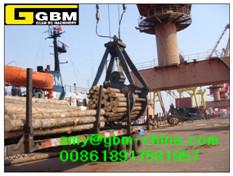 Four Ropes Log Timber Grab