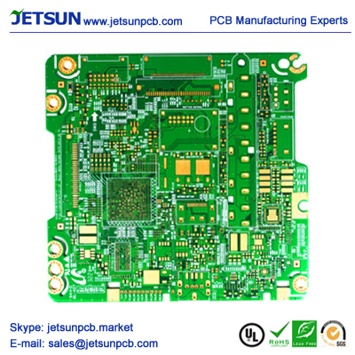 Fr4 Impedance Printed Circuit Board Pcb 02