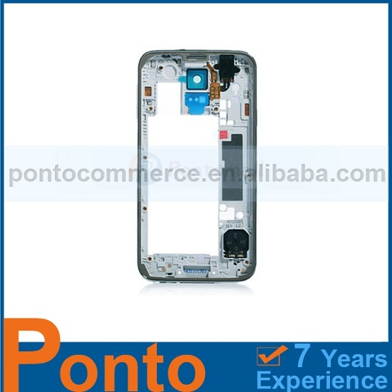 Frame Plate Back Housing Bezel For Samsung Galaxy S5