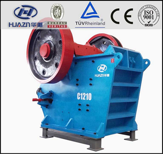 France Tech China Made Jaw Crusher