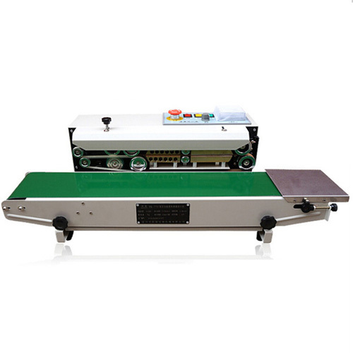 Frd 1000v Horizontal Continuous Band Sealer With Solid Ink Coding