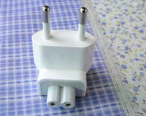 Free Shipping Eu Ac Power Plug For Apple Ibook Macbook Adapter