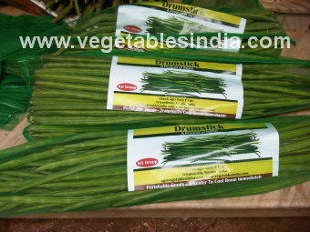 Fresh Vegetables Drum Sticks