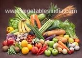 Fresh Vegetables Fruits
