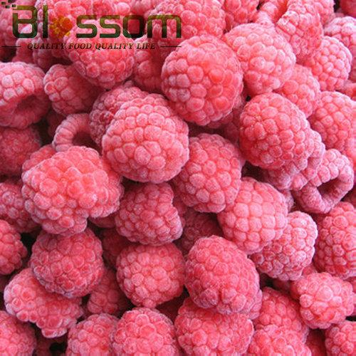 Frozen Fruit Iqf Raspberry In Bulk Wholesale Price