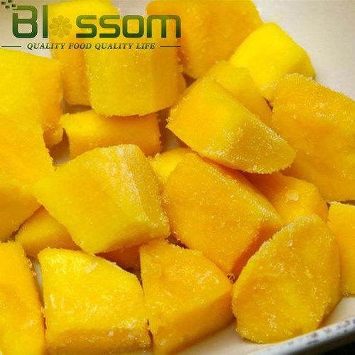 Frozen Fruit Mango Halves Diced Chunks