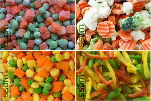 Frozen Vegetables Mixed