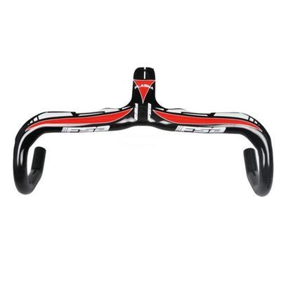 Fsa Plasma Integrated Road Handlebar Full Carbon With Stem