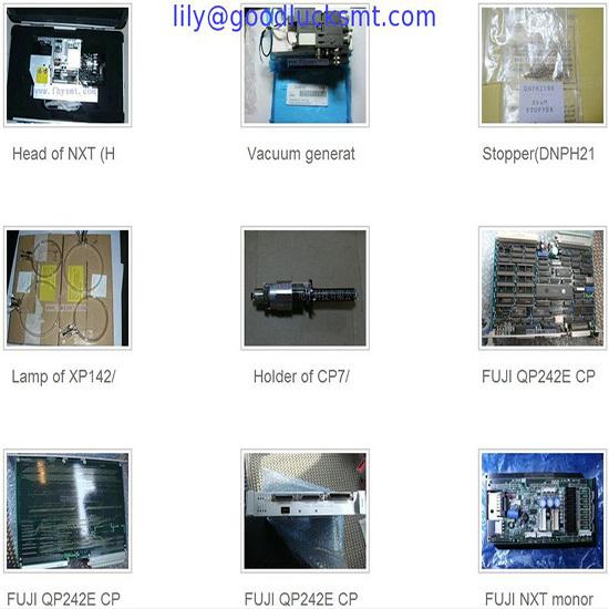 Fuji Xp124 Xp143 Xp241 Xp243 Qp Nxt Smt Spare Parts