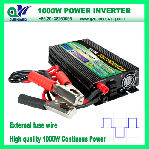 Full 1000w Modified Sine Wave Power Inverter Without Charger