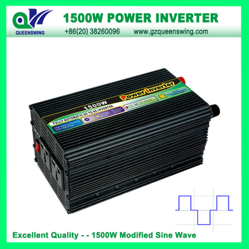 Full 1500w Modified Sine Wave Power Inverter Without Charger