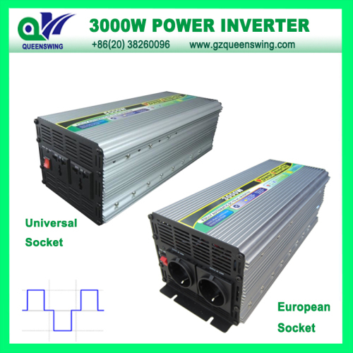 Full 3000w Modified Sine Wave Power Inverter Without Charger