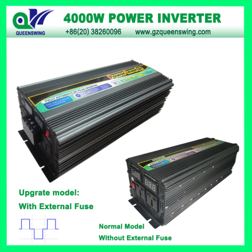 Full 4000w Modified Sine Wave Power Inverter Without Charger