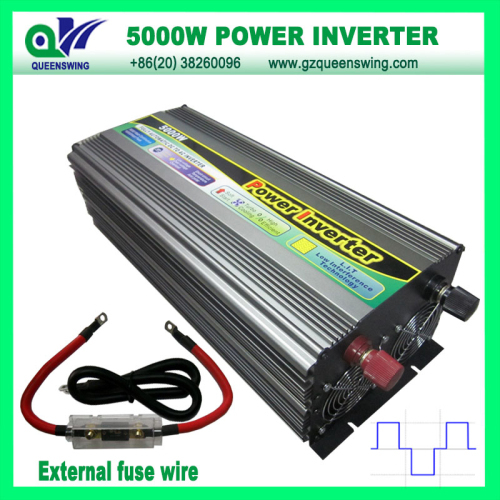 Full 5000w Modified Sine Wave Power Inverter Without Charger