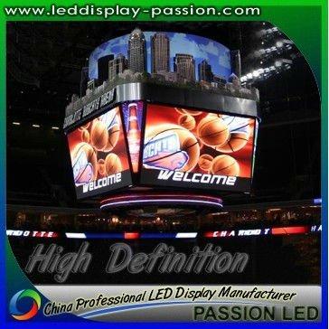 Full Color Indoor Led Screen P6 Flickering Concerts Intensive
