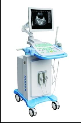 Full Digital Trolley Ultrasound Scanner