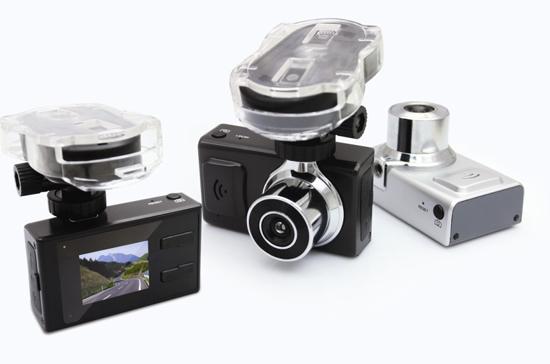 Full Hd 1080p Waterproof Car Dvr Recorder Black Box With G Sensor Motion De