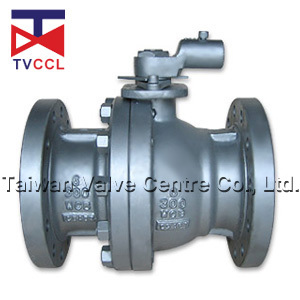 Full Port Cast Steel Ball Valve Tvccl