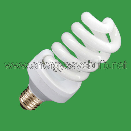 Full Spiral Energy Saving Bulb Hdek T4 Fs