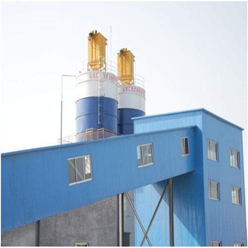 Full Tail Sand Dry Discharge Cementing Filling Process