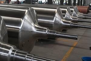 Furnace Roller Herth Roll Sink Heat Resistant Bottom Rolling Mill