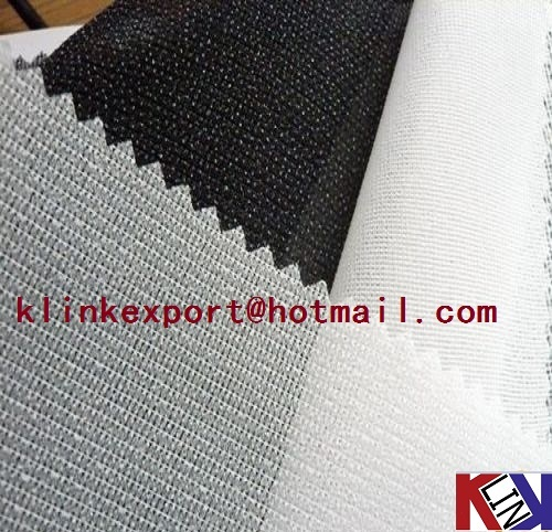 Fusible Polyester Woven Garment Best Price Interlining