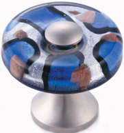 G0170 Hand Crafted Glass Knobs