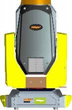 G350 15r 3 In 1 Beam Spot Wash