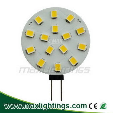G4 15smd 2835 F Flat Two Pins