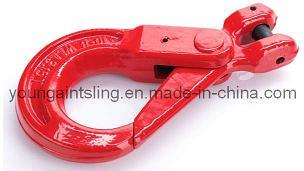 G80 European Type Clevis Self Locking Hook