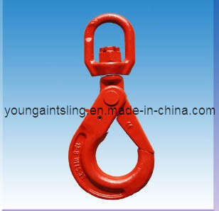 G80 European Type Eye Self Locking Hook Sln