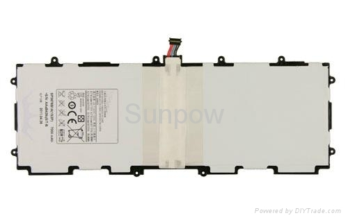 Galaxy Note 10 1 Gt N8000 Battery Sp3676b1a