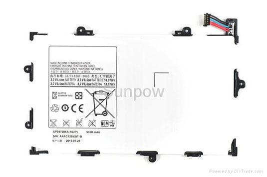 Galaxy Tab P6800 Battery Sp397281a