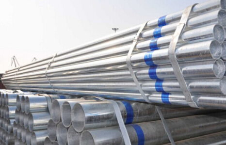 Galvanized Pipe Carbon Steel Zinc Coated Scaffolding