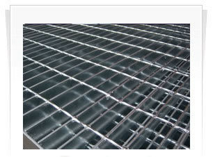 Galvanized Steel Grating Hongsheng Factory