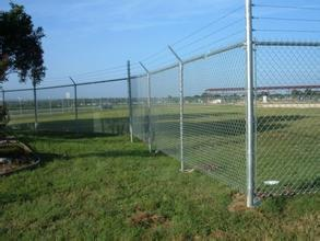 Galvanized Steel Wire Mesh Fence Has The Advantage Of International Approva