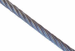Galvanized Steel Wire Rope Sln