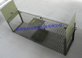 Galvanized Trap Cage With Spraying Plastic Surface Electroplating In High Q